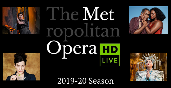 Met: Live in HD 2019-20 Season